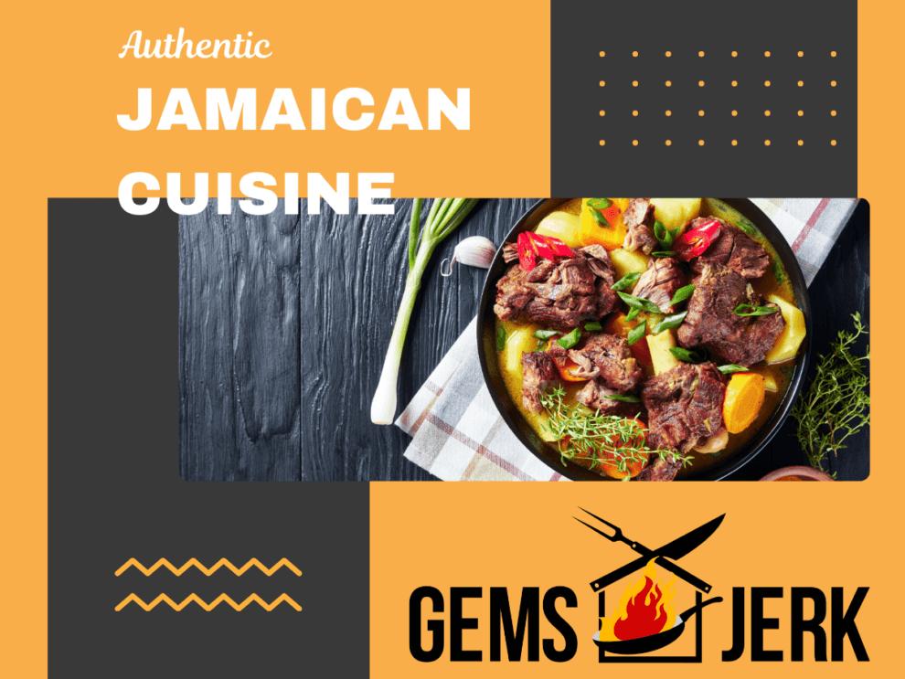Authentic Jamaican Cuisine in Brampton
